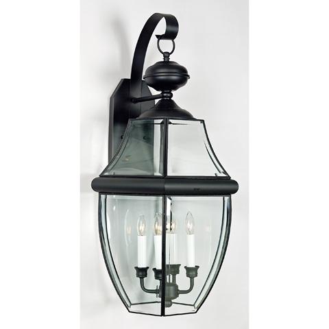 Quoizel - Newbury Outdoor Lantern - NY8339K