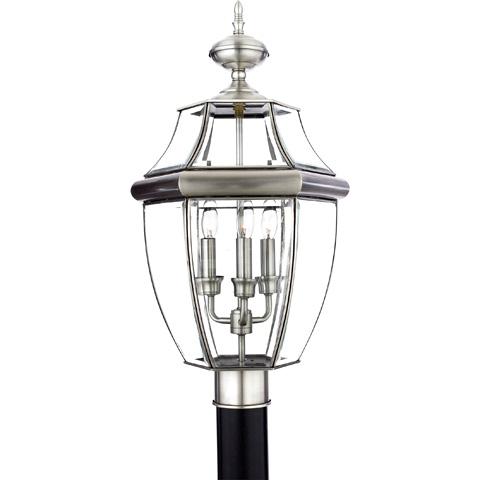Quoizel - Newbury Outdoor Lantern - NY9043P