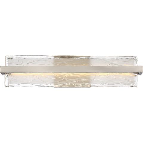 Quoizel - Platinum Collection Glacial Bath Light - PCGL8522BN