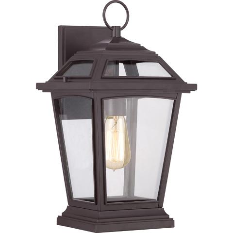 Quoizel - Ridge Outdoor Lantern - RGE8409WT
