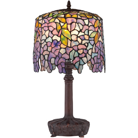 Quoizel - Tiffany Table Lamp - TF1139T