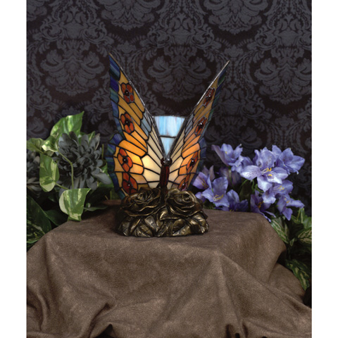 Quoizel - Tiffany Table Lamp - TF6599R