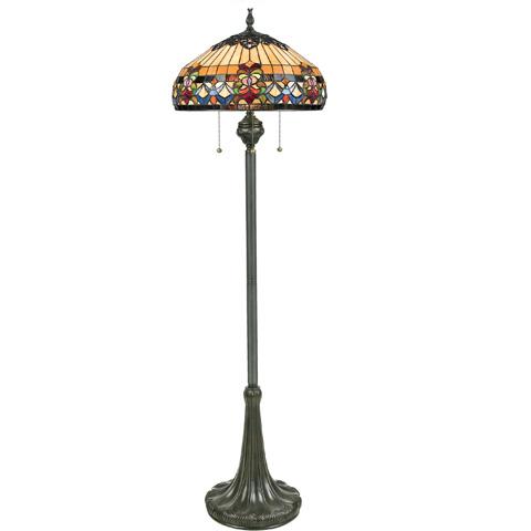 Quoizel - Belle Fleur Floor Lamp - TFBF9362VB