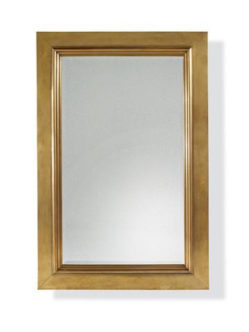 Ralph Lauren by EJ Victor - Duke Brass Mirror - 1866-04