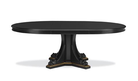 Ralph Lauren by EJ Victor - Empire Pedestal Table - 1867-20