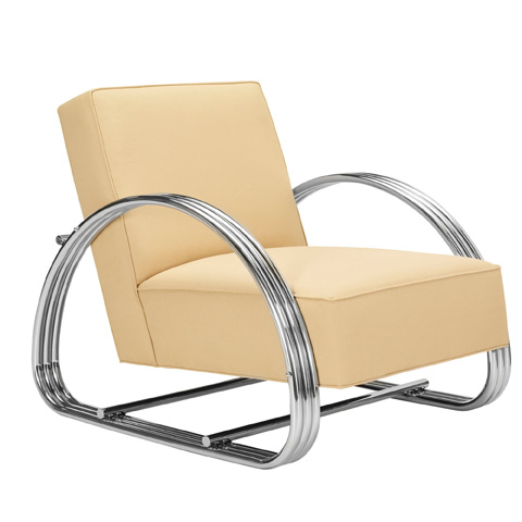 Ralph Lauren by EJ Victor - Hudson Street Lounge Chair - 424-03