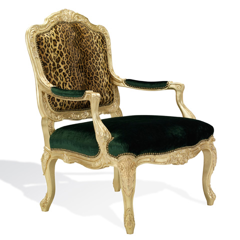 Ralph Lauren by EJ Victor - Indian Cove Lodge Fauteuil - 741-03