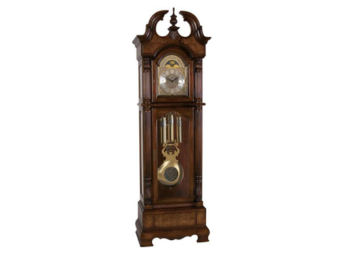 Ridgeway Clocks, Inc. - Kensington Grandfather Clock - 2517