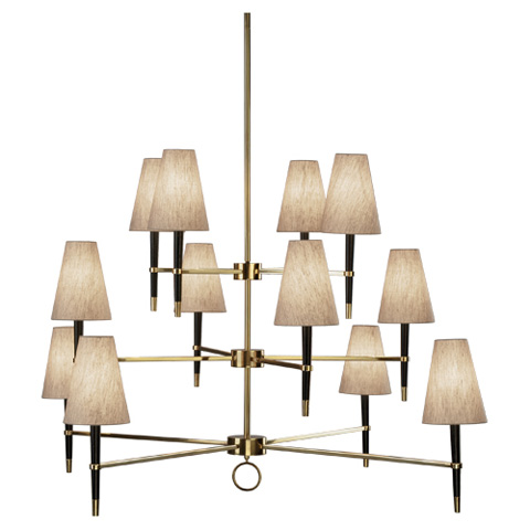 Robert Abbey, Inc., - Ventana Chandelier - 674