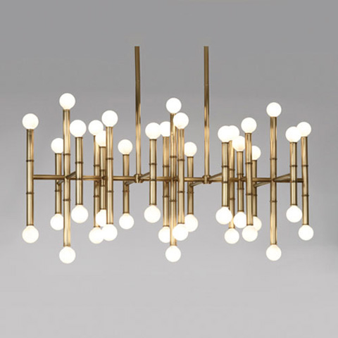 Robert Abbey, Inc., - Meurice Chandelier - 687
