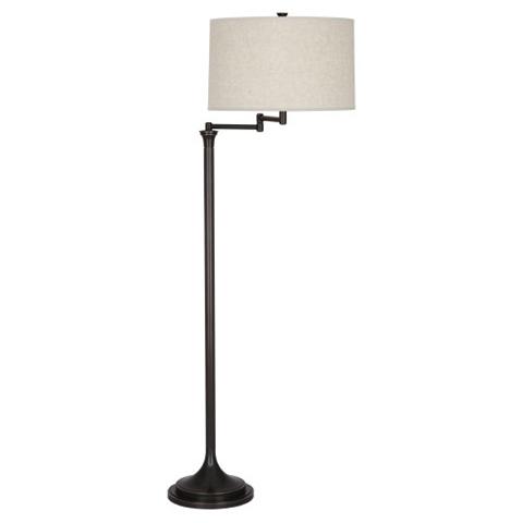 Robert Abbey, Inc., - Swing Arm Floor Lamp - Z2823