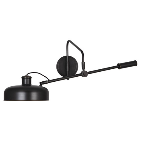 Robert Abbey, Inc., - Wall Mounted Boom Lamp - Z749