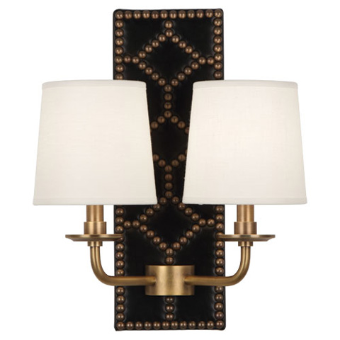 Robert Abbey, Inc., - Williamsburg Lightfoot Wall Sconce - 355