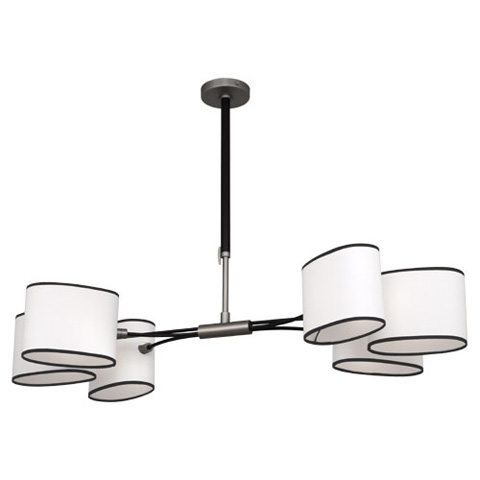 Robert Abbey, Inc., - Axis Chandelier - D2128