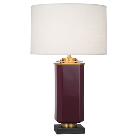 Robert Abbey, Inc., - Mm Empire Table Lamp - E2547