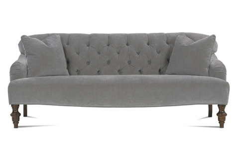 Robin Bruce - Greenwich Tufted Back Sofa - GREENWICH-SOFA