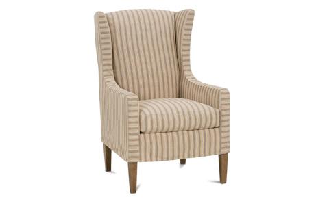 Robin Bruce - Angelica Slipcover Chair - ANGELICA-SLIP-006