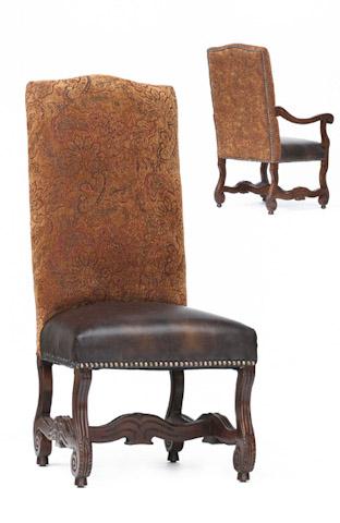 Rossetti - Biagio Side Chair - SCR-3060/SI