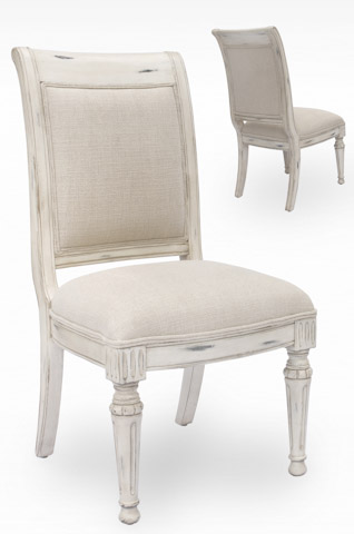 Rossetti - Alexa Side Chair - SCR-6341/SI
