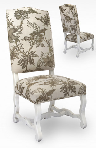 Rossetti - Beverly Side Chair - SCR-6380/SI