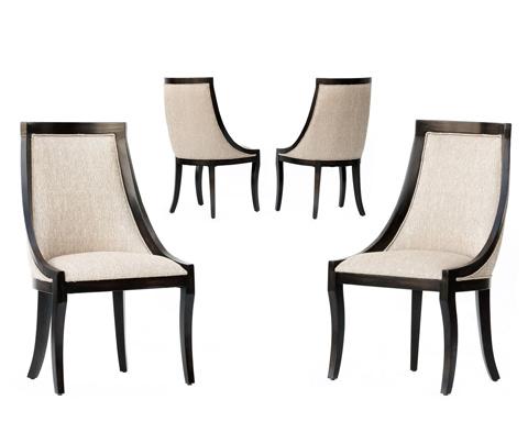 Rossetti - Natasha Side Chair - SCR-6440/SI