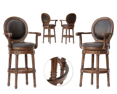 Rossetti - Dutchess Bar Stool - SCR-7120/BR