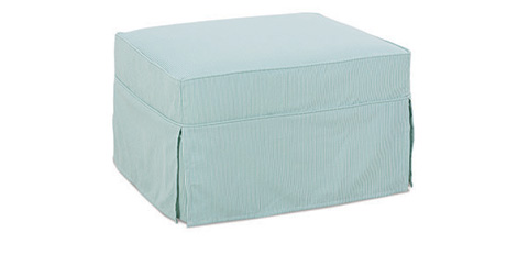 Rowe Furniture - Sybil Ottoman - N870-075