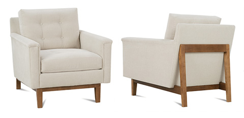 Rowe Furniture - Ethan Chair - P160-006