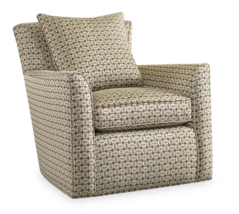Sam Moore - Silas Swivel Chair - 1501