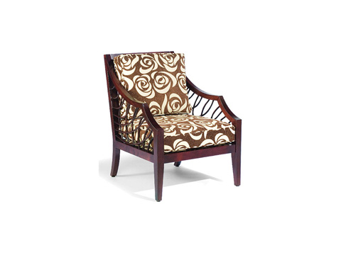 Sam Moore - Ellis Exposed Wood Chair - 4254