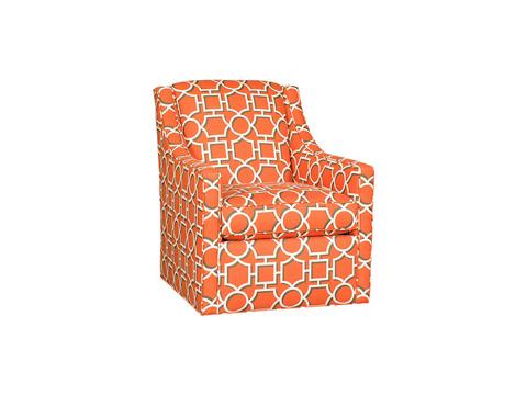 Sam Moore - Darya Swivel Chair - 1611