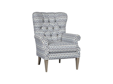 Sam Moore - Ayla Wing Chair - 2956