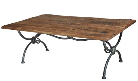 Sarreid Ltd. - Ranch Cocktail Table - 24504