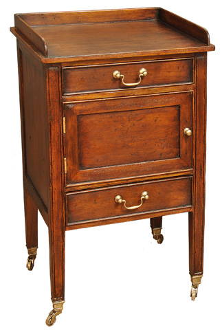 Sarreid Ltd. - Canella Left Nightstand in Cognac - 25294-3L