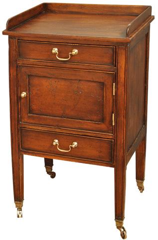 Sarreid Ltd. - Canella Right Nightstand in Cognac - 25294-3R