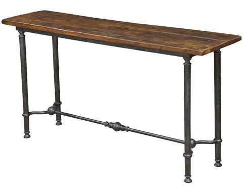 Sarreid Ltd. - Lodge Console Table - 26190