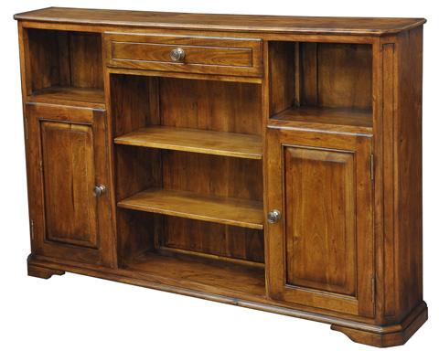 Sarreid Ltd. - Hall Bookcase - 26784