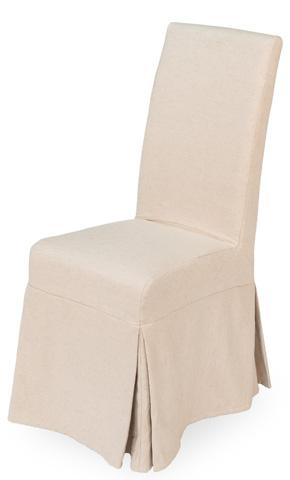Sarreid Ltd. - Draped Side Chair - 27174
