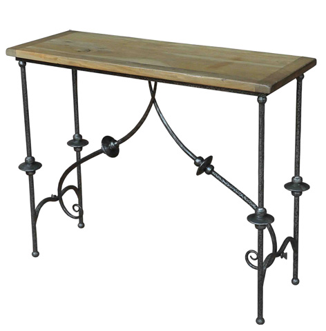Sarreid Ltd. - Cuesta Driftwood Console Table - 27858