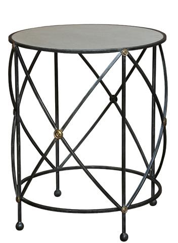 Sarreid Ltd. - Fife And Drum Table - 27885