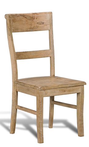 Sarreid Ltd. - Country Inn Side Chair - 28139