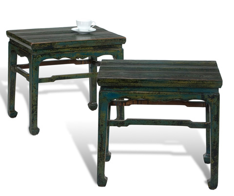 Sarreid Ltd. - Pair of Stools - 28785