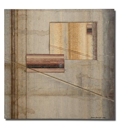 Sarreid Ltd. - Dominique Morere Painting - 29029