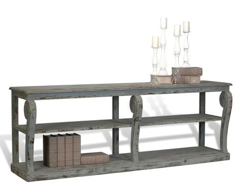 Sarreid Ltd. - Fiddlehead Legs Wall Shelf - 28800