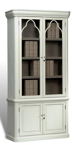 Sarreid Ltd. - Palais Arc Cabinet - 28845