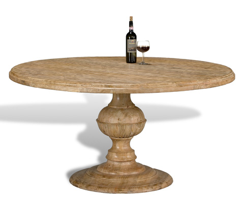 Sarreid Ltd. - Large Urn Dining Table - 29342