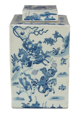 Sarreid Ltd. - Temple Ceramic Jar - 29870