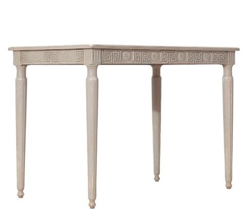Sarreid Ltd. - Alternating Keys Desk - 29945