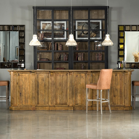 Sarreid Ltd. - The Backroom Bar - 29986