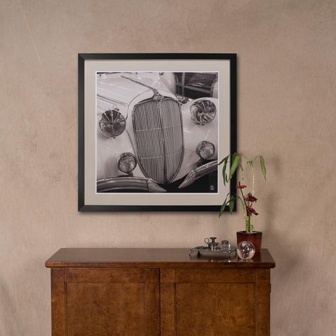 Sarreid Ltd. - Auto Giclee Print - 30206